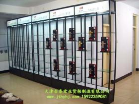 精品钛合金展柜JT-001