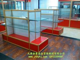精品钛合金展柜JT-012