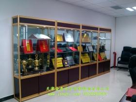 精品钛合金展柜JT-017
