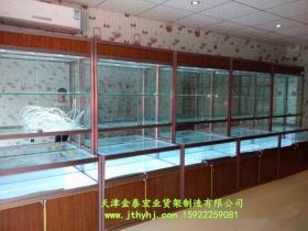 精品钛合金展柜JT-016