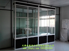 精品钛合金展柜JT-015
