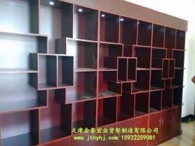 木质多宝格展柜JT-010