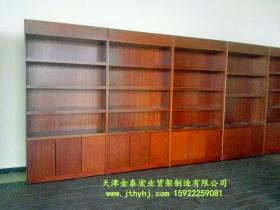 木质玻璃展柜JT-011