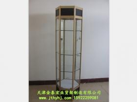 六角精品展柜JT-007