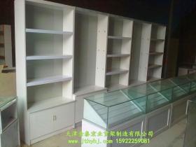 木质玻璃展柜JT-013