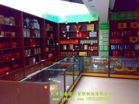 木制玻璃展柜JT-009