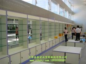 木质玻璃展柜JT-008