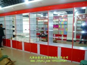 木质玻璃展柜JT-005