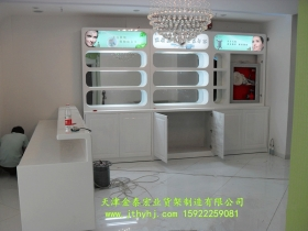 精品烤漆展柜JT-006