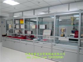 精品钛合金展柜JT-018