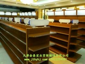 钢木结合货架 JT-005