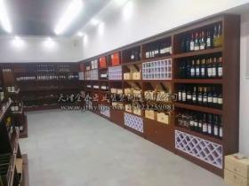 高档红酒展柜 JT-010