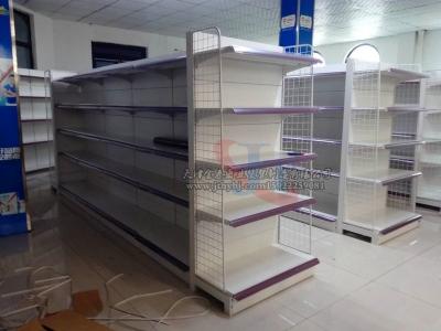 背板超市货架JT-020