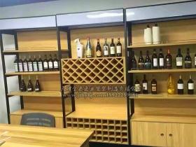 钢木红酒展柜JT-012